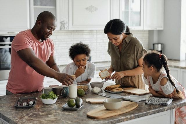Wyposażenie kuchni matka