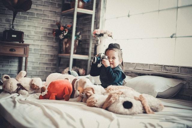 aparat dziecko