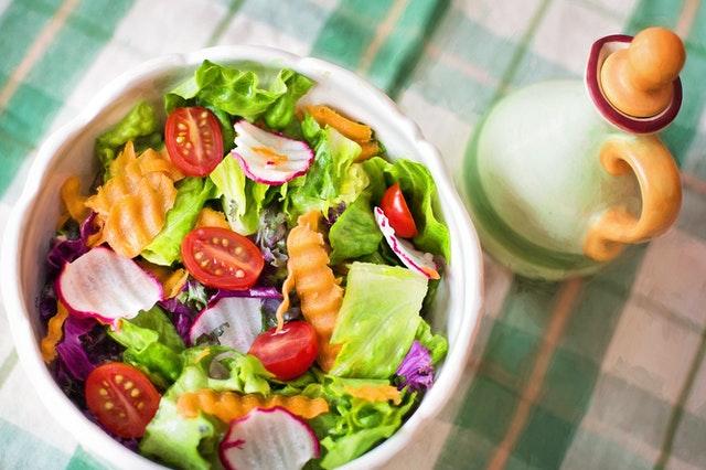 dieta sałata