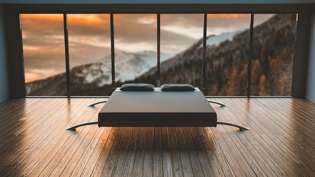 nowoczesna podłoga ogrzewanie