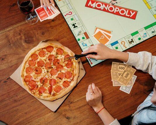 planszówka monopoly