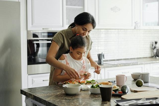 Smaczny obiad dla dziecka