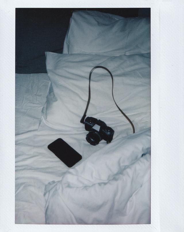 smartfon aparat