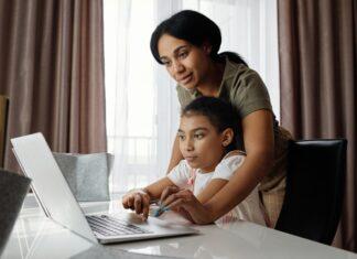 wychowanie dziecko internet