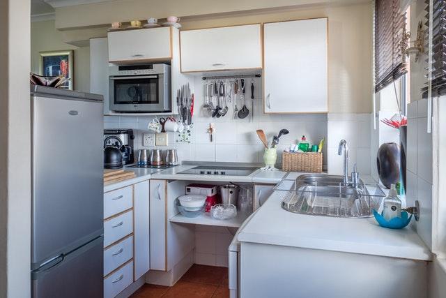 wyposażenie w kuchni